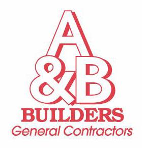 A&B Builders Logo